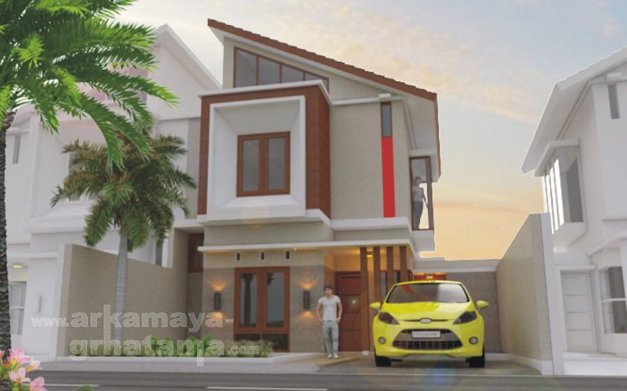 paket desain jasa desain rumah online arsitek