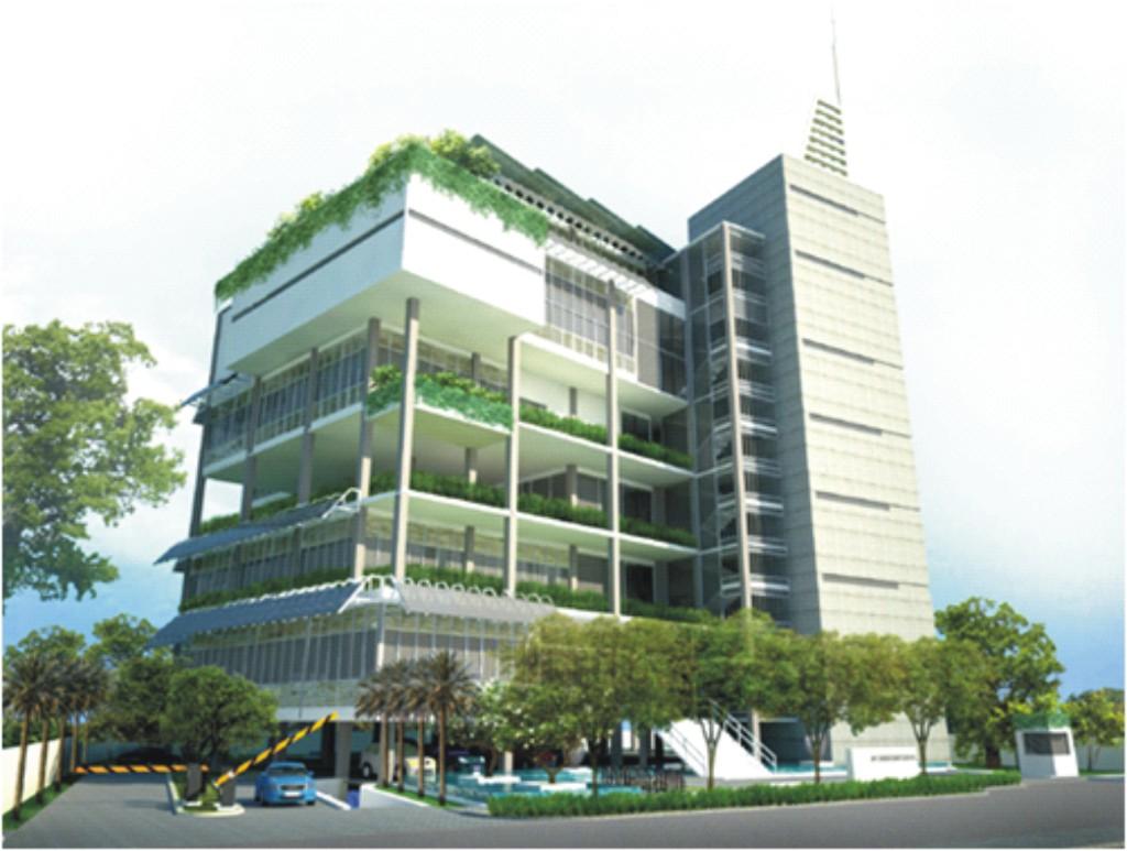 Konsep dan Prinsip-prinsip Green Architecture