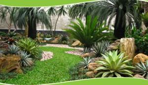 Landscape dan Konsep Desain Taman Minimalis