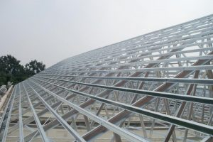 Berbagai Keunggulan Penggunaan Rangka Atap Baja Ringan
