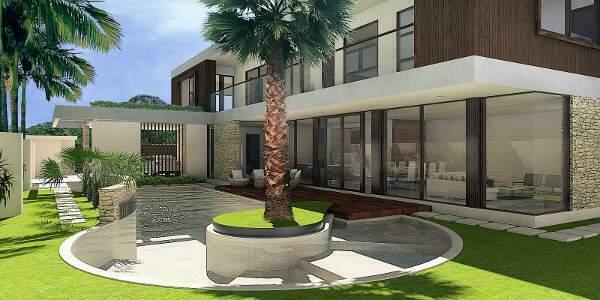 Arsitek Rumah Mewah Bergaya Modern, Berikut Cara Mengenalnya
