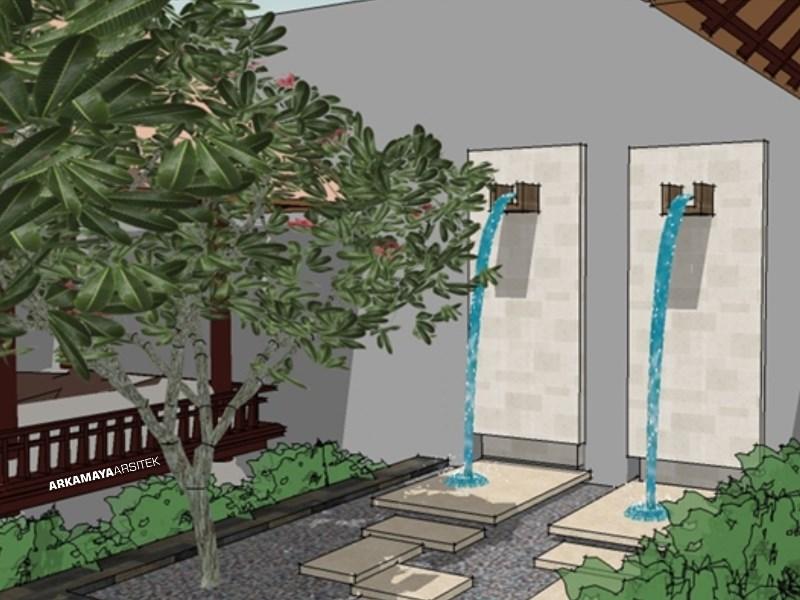 ARSITEK LANDSCAPE - Proyek Desain Landscape Kubu Beach Lovina Hotel - Tjendana Groups BALI (5)