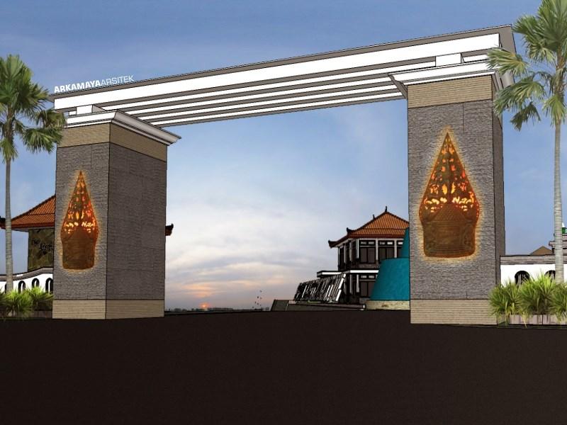 ARSITEK LANDSCAPE - Proyek Desain Landscape SPAM Kartamantul - Adhi Karya BANTUL (2)