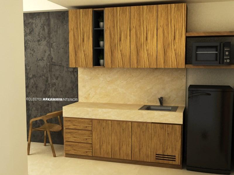 INTERIOR FURNITURE - Proyek Desain Interior - UTTARA Apartment JOGJA (3)