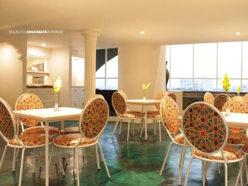 INTERIOR FURNITURE - Proyek Desain & Pelaksanaan Interior ALHAMBRA Spa-Bistro 2 Lantai - Mr. Waqqas Hartono Mall JOGJA (7)