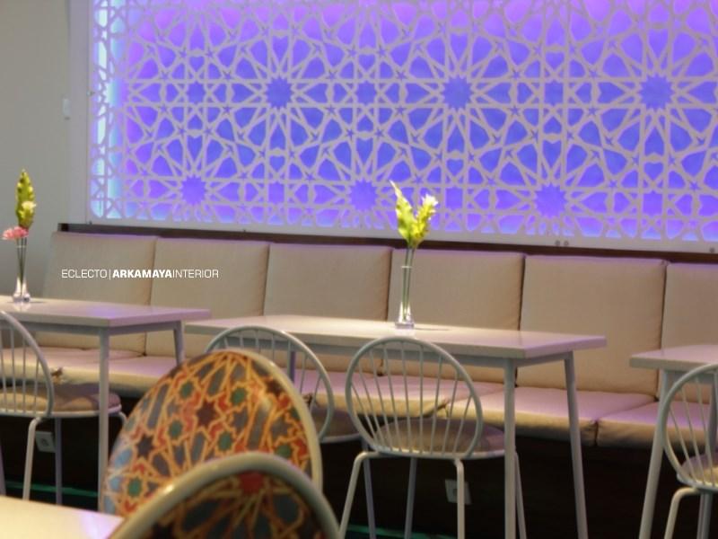 INTERIOR FURNITURE - Proyek Desain & Pelaksanaan Interior ALHAMBRA Spa-Bistro 2 Lantai - Mr. Waqqas Hartono Mall JOGJA (8)