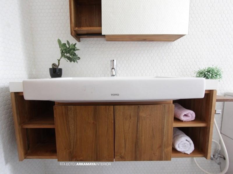 INTERIOR FURNITURE - Proyek Desain & Pelaksanaan Interior - Rumah Layur, Minomartani JOGJA (3)