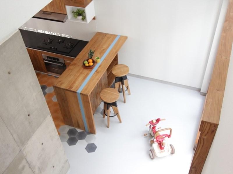 INTERIOR FURNITURE - Proyek Desain & Pelaksanaan Interior - Rumah Layur, Minomartani JOGJA (4)