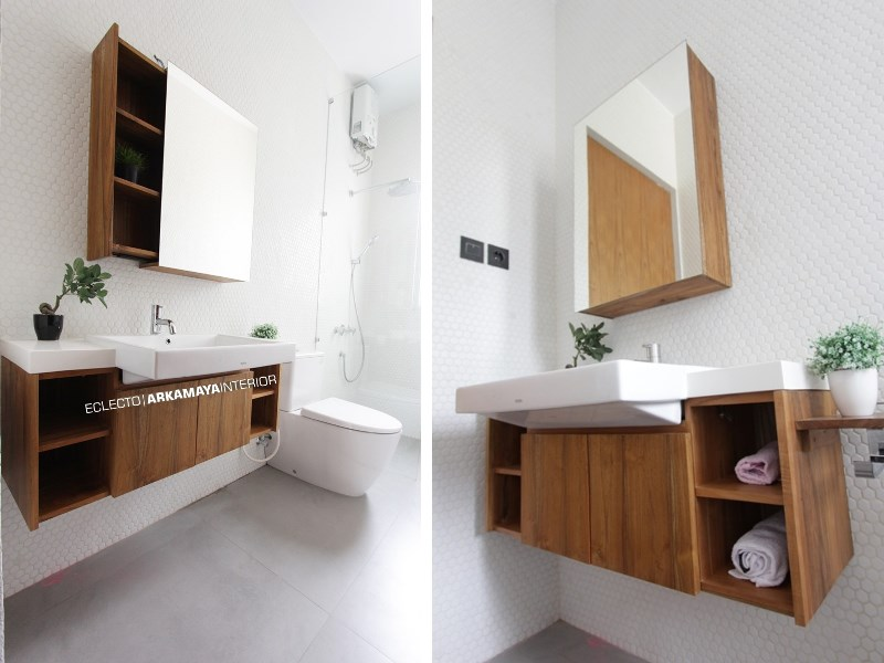 INTERIOR FURNITURE - Proyek Desain & Pelaksanaan Interior - Rumah Layur, Minomartani JOGJA (5)