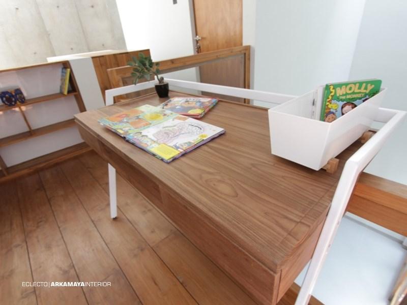 INTERIOR FURNITURE - Proyek Desain & Pelaksanaan Interior - Rumah Layur, Minomartani JOGJA