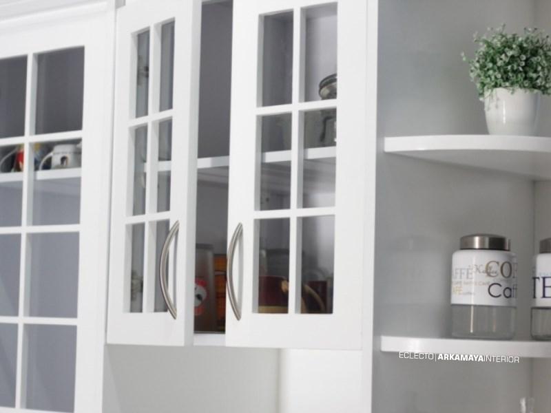 INTERIOR FURNITURE - Proyek Desain & Pelaksanaan Interior Rumah Tinggal - Ibu Dora, Tiara Citra JOGJA (2)