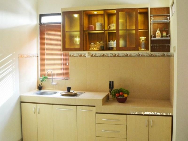 INTERIOR FURNITURE - Proyek Desain & Pelaksanaan Interior Rumah Tinggal - Ibu Hendry, Jalimbar Residence JOGJA (2)
