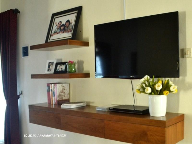 INTERIOR FURNITURE - Proyek Desain & Pelaksanaan Interior Rumah Tinggal - Ibu Hendry, Jalimbar Residence JOGJA