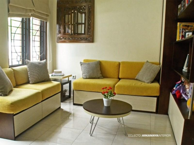 INTERIOR FURNITURE - Proyek Desain & Pelaksanaan Interior Rumah Tinggal - Ibu Ita, Jalimbar Residence JOGJA (2)