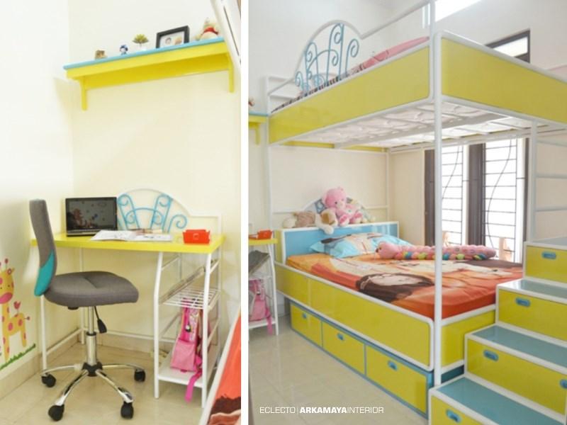 INTERIOR FURNITURE - Proyek Desain & Pelaksanaan Interior Rumah Tinggal - Ibu Ita, Jalimbar Residence JOGJA (4)