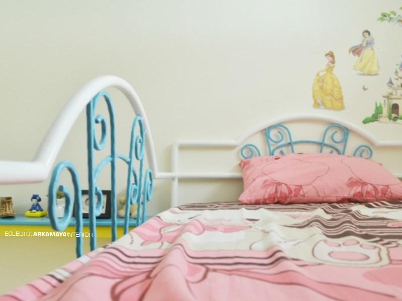 INTERIOR FURNITURE - Proyek Desain & Pelaksanaan Interior Rumah Tinggal - Ibu Ita, Jalimbar Residence JOGJA