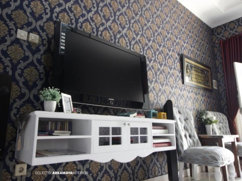INTERIOR FURNITURE - Proyek Desain & Pelaksanaan Interior Rumah Tinggal - Taman Permata JOGJA (3)