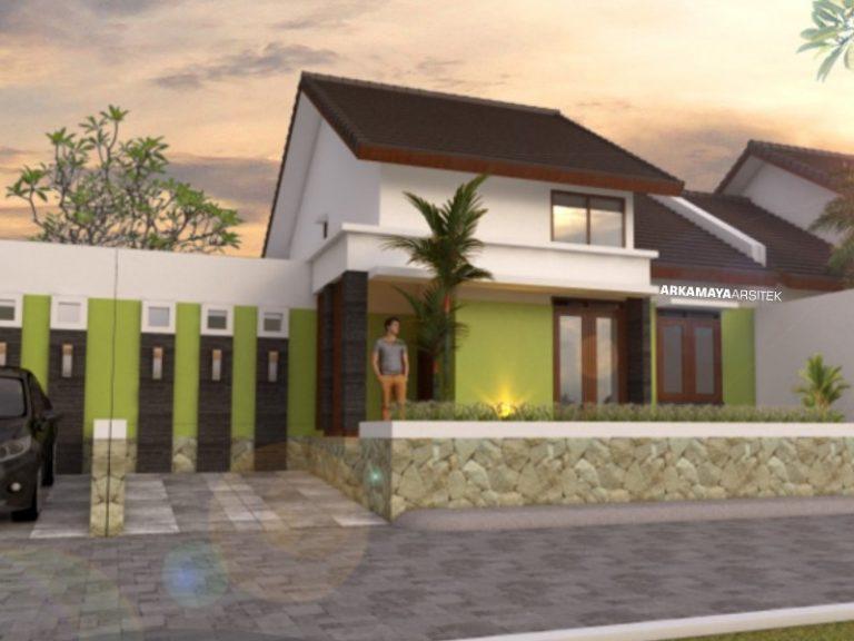 JASA ARSITEK KUPANG - Proyek Desain Rumah Tinggal 1 Lantai 84m2 - Bpk. Ivan Hendry KUPANG - Jasa Desain Bangun Rumah - Arkamaya Arsitek Kontraktor Jogja