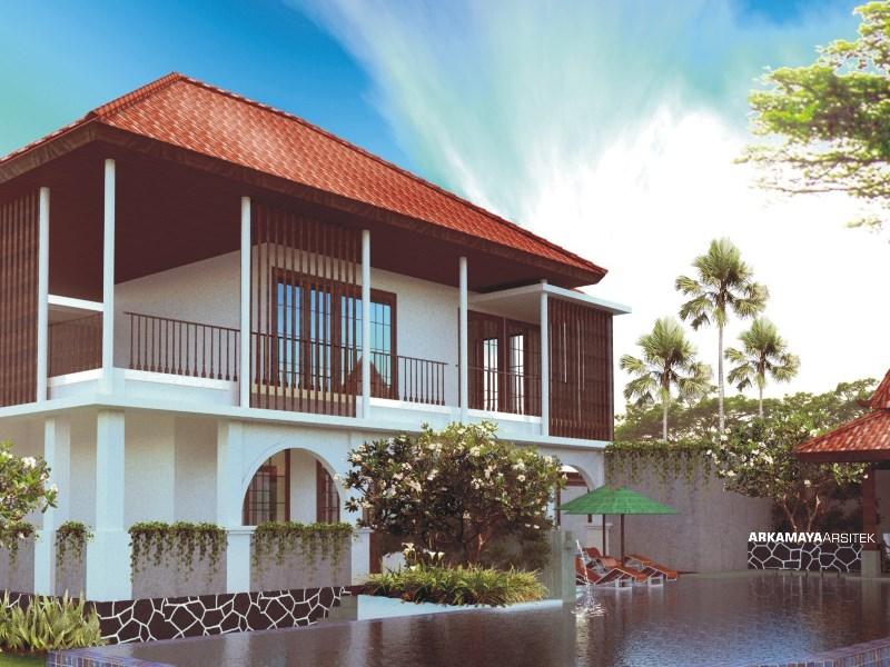JASA ARSITEK MAGELANG - Proyek Desain Rumah Villa Jowahan Borobudur 1204m2 - Mr.Randolph Wintgens MAGELANG - Jasa Desain Bangun Rumah - Arkamaya Arsitek Kontraktor Jogja