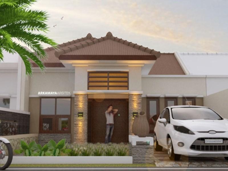 JASA ARSITEK PONTIANAK - Proyek Desain Rumah Tinggal 1 Lantai 48m2 - Bpk. Suharyadi PONTIANAK - Jasa Desain Bangun Rumah - Arkamaya Arsitek Kontraktor Jogja