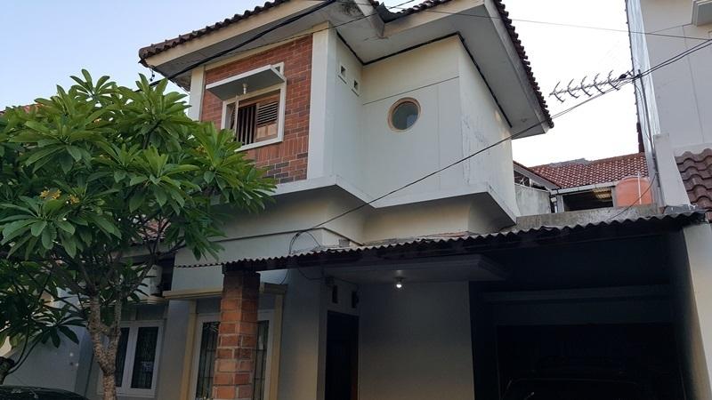 JASA RENOVASI RUMAH JOGJA - Jasa Desain Bangun Rumah - Arkamaya Arsitek Kontraktor Jogja - Renovasi Rumah Bertingkat 125m2 - Bpk. Tito SLEMAN 12