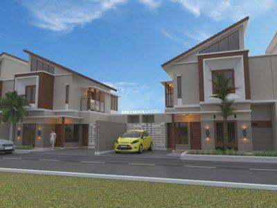 JASA ARSITEK JAKARTA - Proyek Desain Rumah Tinggal Bertingkat 120m2 - Bpk. Steve Morgan JAKARTA - Jasa Desain Bangun Rumah - Arkamaya Arsitek Kontraktor Jogja (3)
