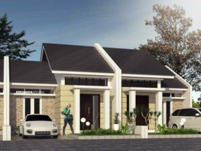 JASA ARSITEK YOGYAKARTA - Proyek Desain Perumahan Rumah 1 Lantai 45m2 - Bpk. Anang Sugiyono SLEMAN - Jasa Desain Bangun Rumah - Arkamaya Arsitek Kontraktor Jogja