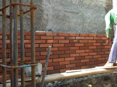 KONTRAKTOR BANGUN RUMAH - Proyek Desain & Pembangunan Rumah Tinggal 2 Lantai - Ibu Joannita YOGYAKARTA (1)
