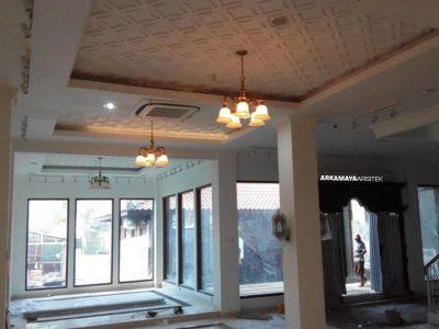 KONTRAKTOR BANGUNAN KOMERSIL - Proyek Desain & Pengawasan SANDRA Boutique - Bpk. Bambang SLEMAN (5)